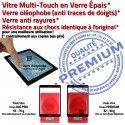 Galaxy SM-T551 Noir Metallic Verre PREMIUM 9.7 Noire SM Ecran Samsung Tactile Qualité TAB-A Adhésif T551 Vitre Supérieure Assemblée