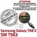 Samsung Galaxy TAB E SM-T563 USB ORIGINAL SM Prise à Dock Micro souder Chargeur T563 inch Connecteur Pins Dorés 9 de charge Connector