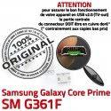 Samsung Prime SM-G361F USB Charg souder Chargeur de ORIGINAL charge SM Connector Micro Qualité Connecteur Core Dorés Pins Galaxy Prise G361F à