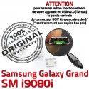 Samsung Galaxy GT-i9080i USB Qualité SLOT Pins Chargeur charge ORIGINAL MicroUSB souder Fiche Dorés Dock de à Connector Grand Prise