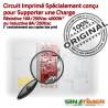 Contacteur Turbine 16A Rail Programmation DIN Pompe 4kW électrique Automatique Journalière 4000W Digital Tableau Commande Electronique