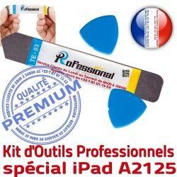 KIT Tactile Professionnelle iSesamo iLAME Ecran A2125 Vitre PRO Compatible iPad Réparation iPadMini 5 Outils Qualité Remplacement Démontage