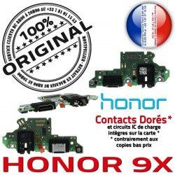 Chargeur Micro Téléphone USB Câble Honor RESEAU C Nappe OFFICIELLE JACK PORT 9X Prise Charge Qualité Antenne Microphone ORIGINAL