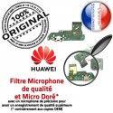 Huawei Y6 2018 Prise Alim Microphone Charge Nappe Alimentation JACK USB ORIGINAL Câble Micro Téléphone PORT Chargeur Antenne Qualité