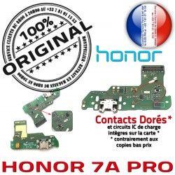 Nappe OFFICIELLE Prise Charge Téléphone Alimentation PRO USB PORT 7A Chargeur Câble Antenne Honor Microphone Type-C ORIGINAL