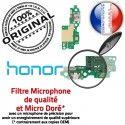 Honor 5C USB Micro Prise Câble Chargeur JACK RESEAU Connecteur Microphone Qualité Charge Antenne de ORIGINAL OFFICIELLE Nappe