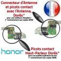 Honor 8 USB Type-C Prise de Chargeur Câble Antenne Microphone Micro RESEAU Connecteur Nappe ORIGINAL Charge Qualité OFFICIELLE