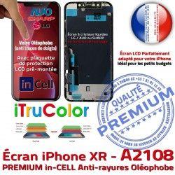 inCELL Retina XR A2108 PREMIUM LCD Liquides Cristaux Vitre SmartPhone pouces Écran iPhone Tone True Super Affichage Apple 6,1