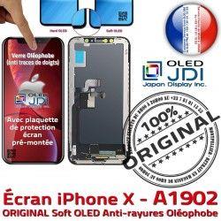 5,8 Super True Retina Écran KIT pouces Assemblé A1902 soft ORIGINAL SmartPhone OLED Tone Vitre X iPhone Apple Affichage Complet