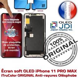 11 Super Qualité HD Tactile Réparation soft PRO Verre Vitre iTrueColor Retina SmartPhone HDR ORIGINAL Écran OLED MAX Touch 3D iPhone
