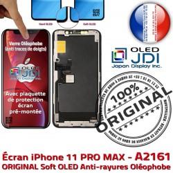 A2161 Chassis MAX 5,8 Tone pouces SmartPhone True Affichage soft Super ORIGINAL sur iPhone OLED Apple Écran Retina Tactile 11 PRO Vitre