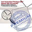 Joint Plastique iPad 4 A1460 N Châssis Réparation Noir Autocollant Adhésif Tablette Ecran Apple Cadre Precollé Tactile Vitre Contour