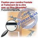 iPad Mini1 A1432 Noir Tactile Adhésif Monté Oléophobe Fixation Caméra Réparation Tablette Vitre Nappe Ecran Home Verre Filtre Bouton