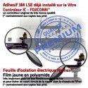Mini3 iPad A1599 A1600 Noir Filtre Ecran Caméra Fixation Réparation Adhésif Nappe Vitre Verre Bouton MINI Monté Home Oléophobe Tactile Tablette 3