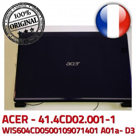 ACER Rear Cover Case MS2262 41.4CD02.001-1 7535G 7535 41.4CD02.XXX WIS604CD0500109071401 Acer D3 Coque 7235 A01a- ASPIRE WIS: Mitsubishi