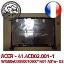 ACER Rear Cover Case ASPIRE A01a- 7535 7235 D3 Acer WIS: Coque 41.4CD02.XXX WIS604CD0500109071401 Mitsubishi MS2262 7535G 41.4CD02.001-1