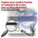 iPad Mini3 A1599 A1600 Blanc Bouton 3 Verre Filtre Ecran Vitre Réparation Home Tablette Adhésif Oléophobe Monté Caméra MINI Nappe Tactile Fixation