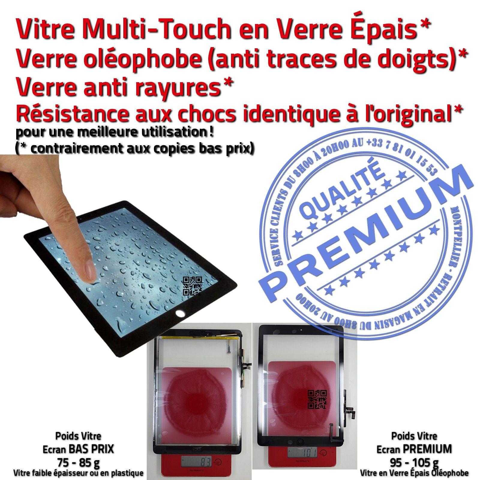vitre tactile ipad a1475 noir ecran assembl nappe bouton home adh sif pr mont ebay. Black Bedroom Furniture Sets. Home Design Ideas