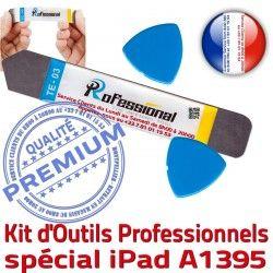 Compatible Ecran KIT Remplacement iLAME iPad Tactile Qualité Démontage iSesamo Vitre PRO Outils A1395 Réparation Professionnelle