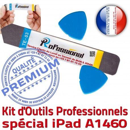 iPad A1460 iLAME PRO Tactile Remplacement Vitre KIT Professionnelle Réparation Ecran iSesamo Outils Démontage Compatible Qualité