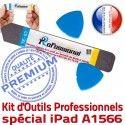 iPadAIR 2 iLAME A1566 Professionnelle Outils Vitre iSesamo PRO iPad Compatible Remplacement Ecran Qualité Tactile KIT Démontage Réparation
