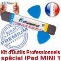 iPadM1 iLAME A1432 A1454 A1455 Compatible Qualité Professionnelle KIT Vitre Tactile Mini1 Ecran Outils iSesamo Démontage Remplacement Réparation iPad PRO
