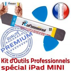 Réparation Compatible Ecran Remplacement KIT A1455 Démontage Mini Qualité PRO A1454 Professionnelle A1432 iSesamo iPadMini Vitre iLAME Tactile Outils iPad