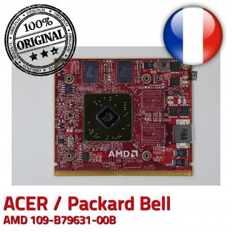 ATI Radeon HD 4570 Acer 109-B79631-00B Z5610 Graphique AMD Carte 7735ZG VG.M9206.008 512MB