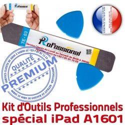 Compatible Réparation iLAME Professionnelle iSesamo A1601 iPadMini Tactile Remplacement Qualité iPad Outils 3 Démontage KIT Ecran PRO Vitre