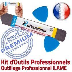 Outil iSesamo Outillage Remplacement Professionnel KIT PRO Professionnelle Ecran Vitre Réparation Outils Démontage iLAME Compatible Tactile Qualité