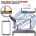 Samsung Galaxy SM-T310 TAB3 B en Vitre Tactile 8 Coller Qualité PREMIUM Prémonté Ecran à pouces Verre Blanche Supérieure Assemblée
