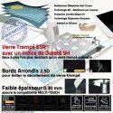 Verre Trempé Apple iPad A1403 Ecran Chocs Protection ESR Bleue Filtre Oléophobe Lumière UV Vitre 3 9H Anti-Rayures Multi-Touch