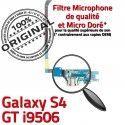 Samsung Galaxy S4 GT i9506 C Nappe Chargeur Microphone Qualité Prise ORIGINAL OFFICIELLE Antenne Connecteur GT-i9506 MicroUSB RESEAU Charge