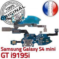 Qualité Antenne Prise Chargeur GTi9195i MicroUSB Charge Nappe S Min i9195i Connecteur OFFICIELLE Microphone Galaxy 4 RESEAU Samsung ORIGINAL S4 C
