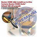 PACK iPad 2 A1397 Joint B Blanche Adhésif Tablette Bouton Tactile Cadre Réparation Precollé Vitre Verre PREMIUM HOME Ecran iPad2 Apple