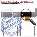 Samsung Galaxy TAB-A SM T550 N Adhésif Assemblé Supérieure Tactile Noire PREMIUM Assemblée Ecran Noir Verre SM-T550 Qualité 9.7 Vitre