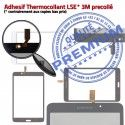 Samsung Galaxy TAB 4 SM-T233 B PREMIUM Adhésif Ecran Prémonté Blanche inch Assemblée LCD Tactile TAB4 Qualité Verre Supérieure T233 7 Vitre SM