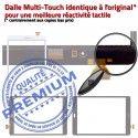 Samsung Galaxy TAB A SM-T585 N Noire Noir Ecran Chocs T585 Résistante TAB-A PREMIUM Verre Supérieure 10.1 Tactile Qualité Vitre en SM aux