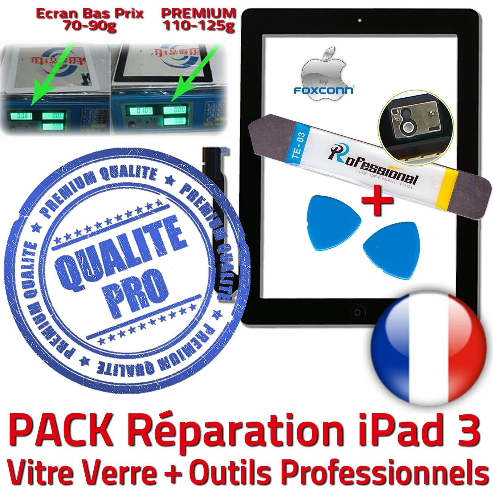 PACK de réparation Apple iPad 3 Troisième Génération