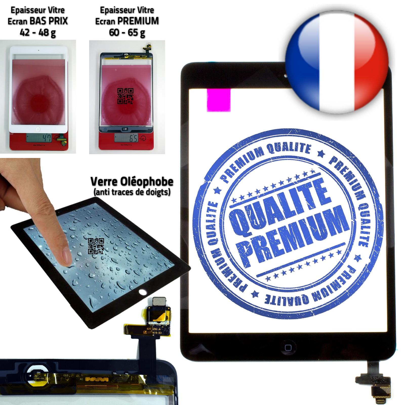 Vitres en Verre PREMIUM Apple iPad Mini 2 Retina 7.9 inch